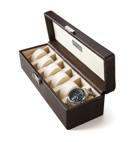 2e613561915 10 Opções de Estojos Para Relógios Que Valem a Pena Ter ...