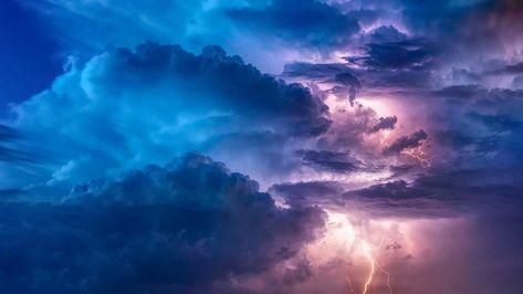 Bouřka Blesk Bliká - Fotografie zdarma na Pixabay