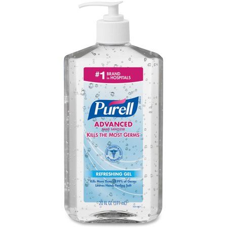Purell 5392 02 Advanced Tfx Foam Instant Hand Sanitizer Refill