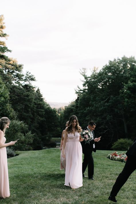 Chic wedding party | megan beth (With images) | Chic ...