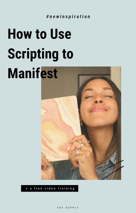 Scripting is one of my favourite techniques to use when manifesting!     In this video, I will share with you how I used scripting to help me get to my first 100K revenue month! You're going to learn my top tips + secrets for using this powerful technique and how you can incorporate it into your own routine!