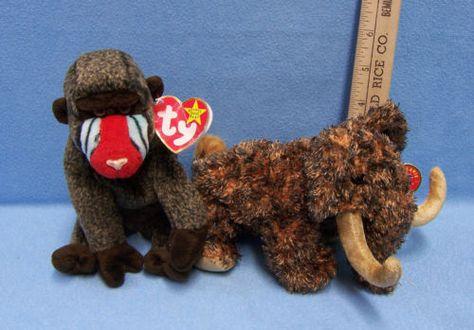 Giganto Wooly Mammoth   Cheeks Baboon  e598f1f5754