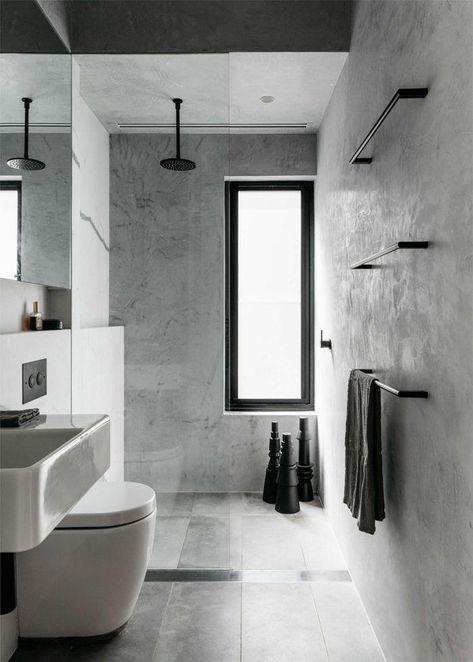 5 Small Bathroom Ideas Pisos Para Banos Ventanas Para Bano