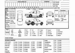 free vehicle inspection form  Vehicle Inspection Report Template Free then Free Printable ...