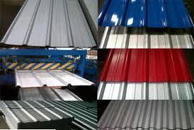 harga atap baja ringan zinc melayani pembuatan dan pemasangan spandek sesuai