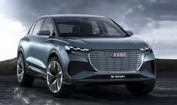 Audi Q4 Etron Concept Audi Q4 Upcoming Cars Audi