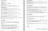Modelli Curriculum Vitae Con Esempi Da Scaricare E