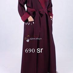 عباية سوارڤسكي اللون العنابي جميع المقاسات متوفره السعر ٦٩٠ ريال للطلب واتساب ٠٥٤٤٤٢٨٥٨٥ عبايات عباية جام عباية عباية سفر Fashion Maxi Dress Dresses
