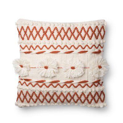 Dakota Fields Brack Indoor Outdoor Throw Pillow Throw Pillows Velvet Decorative Pillow Funky Throw Pillows