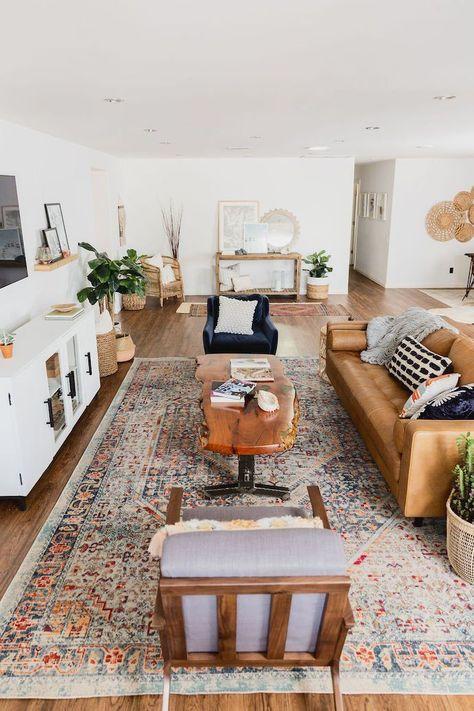 Modern meets Boho im Phönix von Paige Rangel, AZ Home