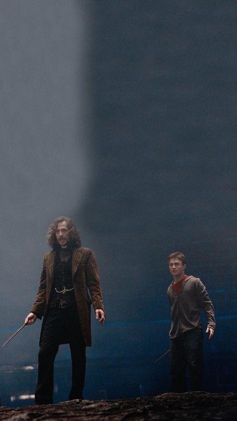 Harry Potter Sirius Black