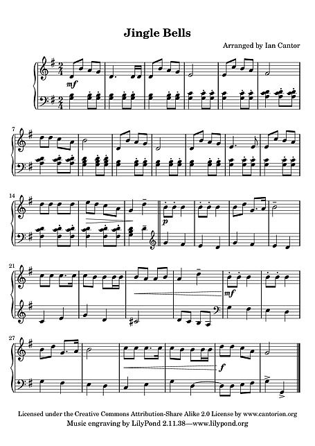 This is an arrangement of 'Jingle Bells' for grade 2 piano - great fun for Christmas. Christmas Piano Sheet Music, Easy Piano Sheet Music, Christmas Music, Piano Songs, Piano Music, Saxophone Sheet Music, Music Chords, Piano Teaching, Learning Piano