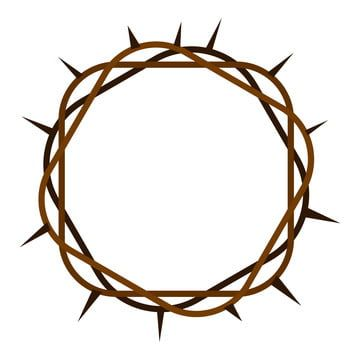 Crown Of Thorns Icon Isolated Crown Icons Isolated Icon Png And Vector With Transparent Background For Free Download Crown Of Thorns Free Vector Graphics Banner Background Images