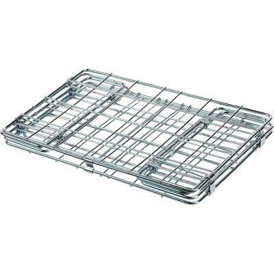 Silver Wald 582 Folding Pannier Basket for Rear Rack