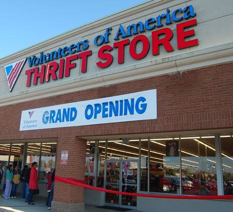 Columbus Ohio Thrift Stores Volunteers of America Business