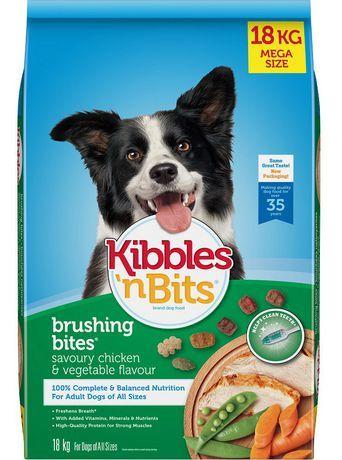 Kibbles N Bits Kibbles N Bits Brushing Bites Chicken Vegetable