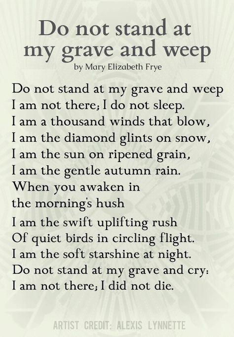 Famous Short Poem  ⋆ Art credit: Alexis Lynnette ⋆