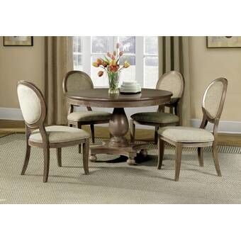 Hallows Creek 5 Piece Dining Set In 2020 Dining Room Sets