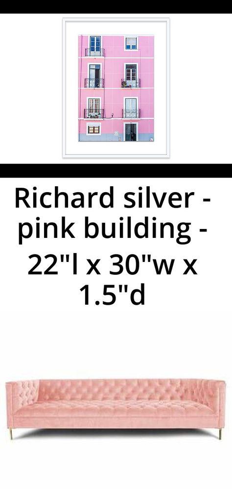 Richard silver - pink building - 22