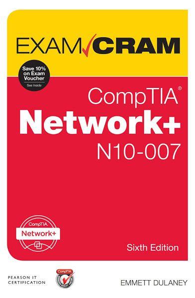Download Ebooks Comptia Network N10 007 Exam Cram By Emmett