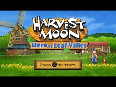 download harvest moon back to nature for android ppsspp