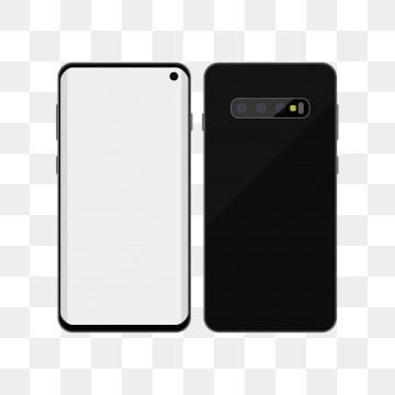 Samsung S10 Mockup Front And Back In Flat Style S10 Samsung Phone Png And Vector With Transparent Background For Free Download Samsung Samsung Galaxy Wallpaper Mockup