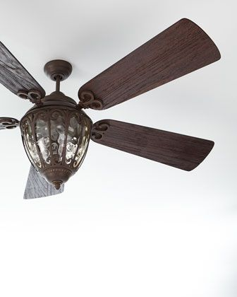 Olivier Outdoor Ceiling Fan With