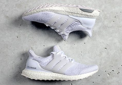 ce1cd1bf57966 adidas Ultra Boost 3.0 Triple White - Where to buy online