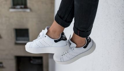 Shop adidas STAN SMITH Platform Casual