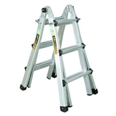 Metaltech Multi Ladder Aluminium Ladder Ladder Multi Ladder
