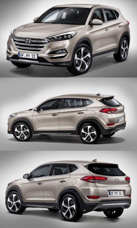 New Hyundai Tucson Unveiled in the UK