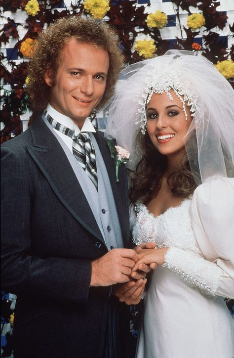 Happy Anniversary to GENERAL HOSPITAL — Let's Take a Look Back With Some Classic Photos! - ABC Soaps In Depth