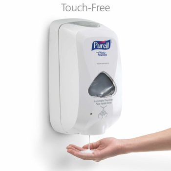 Amazon Purell Touch Free Hand Sanitizer Dispenser Only 8 79 Reg