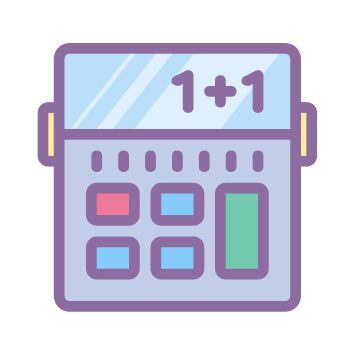 Calculator icons in Cute Color style for graphic design and user interfaces Iphone App Design, Iphone App Layout, Wallpaper App, Wallpapers, Apps, App Store Icon, Whatsapp Logo, Shortcut Icon, App Background