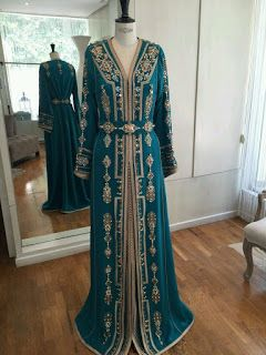 موديلات جلابيات مغربية Moroccan Caftan Moroccan Dress Caftan