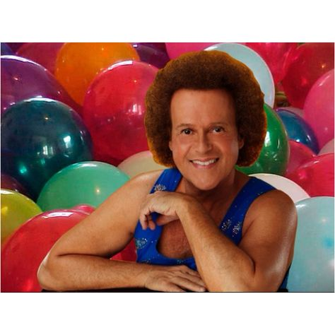 We're sweatin' to the oldies with some youngins today! Richard Simmons surprises one of my guests (who lost over 100 lbs doing his workout tapes!!)