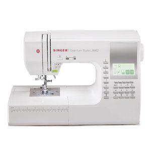 Yamata Yamata Multifunction Domestic Sewing Machine Wayfair Computerized Sewing Machine Sewing Machine Reviews Sewing Machine