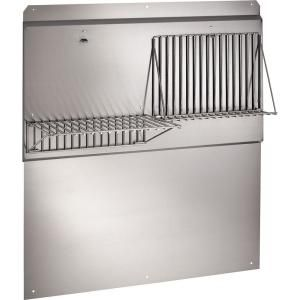 Nutone Rl6200 Series 30 In Ductless Under Cabinet Range Hood With Light In Stainless Steel Rl6230ss In 2020 Stainless Steel Backsplash Stainless Backsplash Broan