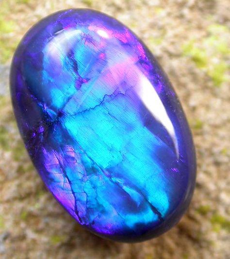 Spectrolite (may be labradorite also)