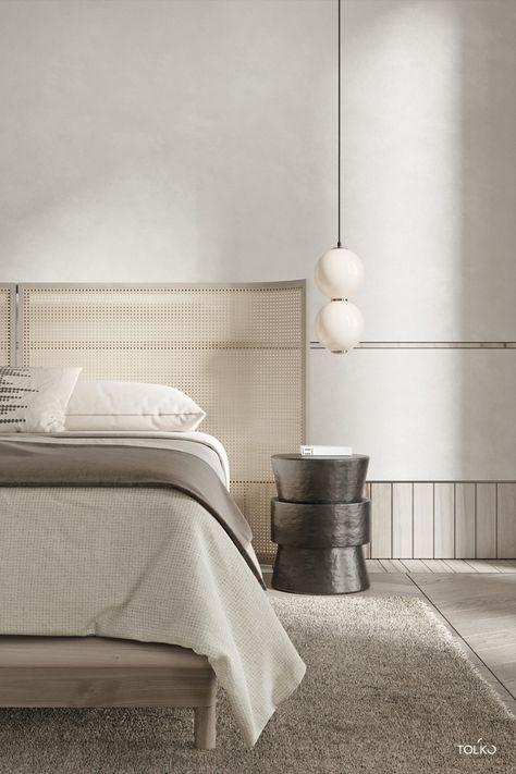 ... modern minimalist bedside table  | design | décor