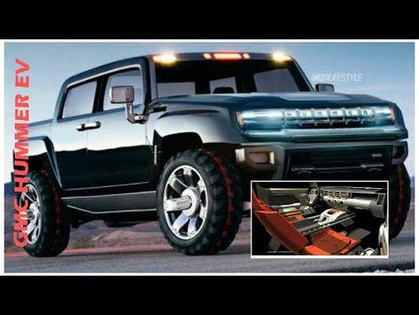 Everything About 2022 Gmc Hummer Ev Interior Exterior Design Power Hummer Suv Prices Gmc