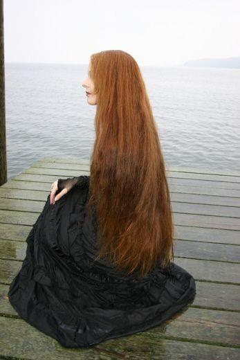 Longest Hair Women 30 Girls With Longest Hair In The World Long