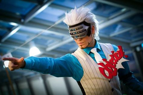 We Have No Objection To This Godot Cosplay From u201cAce Attorney - has no objection