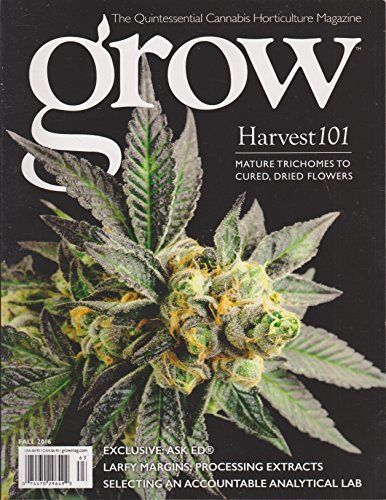 Grow Magazine Fall 2016 By Various Https Www Amazon Com Dp B06xsycx5d Ref Cm Sw R Pi Dp U X R Hhbbd9n053k Cool Things To Buy Magazine Amazon Free Shipping