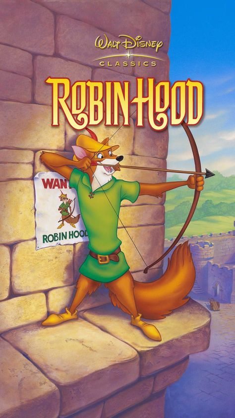 'Robin Hood': Disney To Remake 1973 Movie In Live-Action CGI Mix