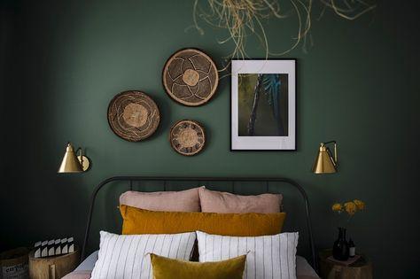 Farrow & ball france on instagram: u201c@celinemarks a rénové sa chambre