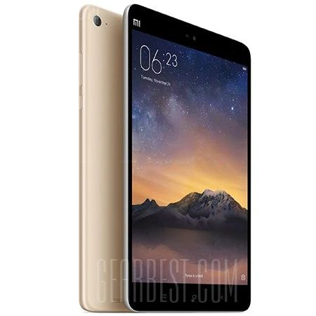 Xiaomi Mi Pad 4 Gold Cn Plug Android Tablets Sale Price Reviews