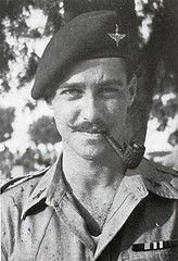 Richard Todd (11 June 1919 – 3 December 2009) Irish-born British stage and film actor and soldier. He joined British Army, receiving a commission in 1941, serving in King's Own Yorkshire Light Infantry before joining Parachute Regiment & being assigned to 7th Parachute Battalion, British 6th Airborne Division. On 6 June 1944, as a captain, he participated in British Airborne Operation Tonga during D-Day landings.