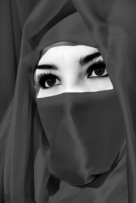 Thedeezire Muslim Beauty Beautiful Hijab Niqab Eyes