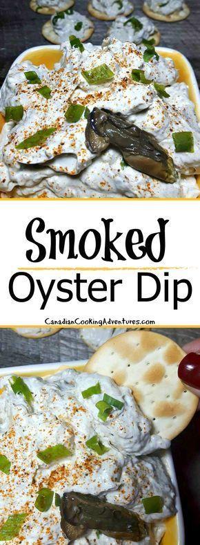 Smoked Oyster Dip #dips #dip #spead #spreads #appetizers #appies #canadiancookingadventures #recipeideas #recipeoftheday #recipe #cookoff #foodie #foodblogger #foodblogger_de #christmasideas #christmasfoods #christmassnacks #eatings #foodstagram